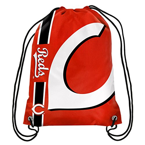 Cincinnati Reds Big Logo Drawstring Backpack