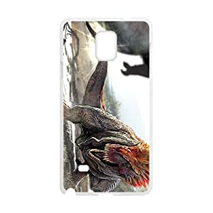 Creative Dinosaur Pattern Hot Seller High Quality Case Cove For Samsung Galaxy Note4