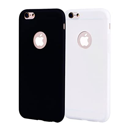 Funda iPhone 6 Plus, Carcasa iPhone 6S Plus Silicona Gel ...