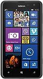 """Nokia Lumia 625 - Smartphone libre (pantalla de 4,7"""", cámara 5 Mp, 8GB, 1.2 GHz, 512MB de RAM, S.O. Windows), negro [Importado de Alemania]"""