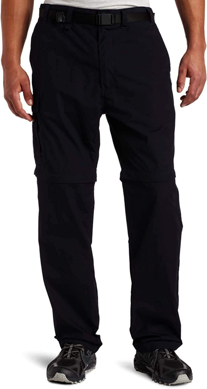 Craghoppers Mens Kiwi Convertible Trouser Black