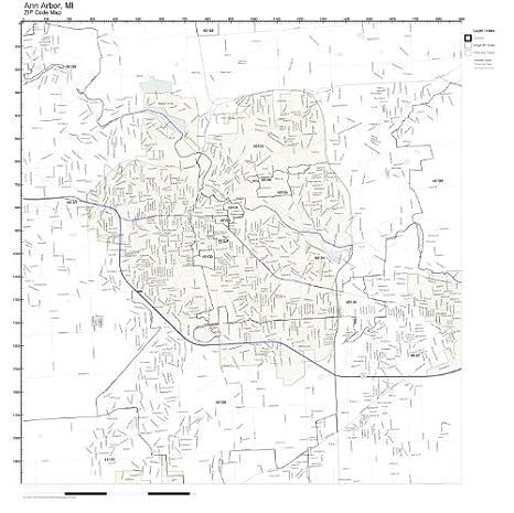 Amazon.com: ZIP Code Wall Map of Ann Arbor, MI ZIP Code Map ... on map of bellevue mi, map of burtchville mi, map of goodells mi, map of britton mi, map of huron river mi, map of grosse pointe farms mi, map of port sanilac mi, map of filion mi, map of east jordan mi, map of cannonsburg mi, map of irish hills mi, map of three oaks mi, map of alcona county mi, map of saint clair shores mi, map of buchanan mi, map of reading mi, map of pleasant ridge mi, map of bangor mi, map of chesterfield twp mi, map of north oakland county mi,