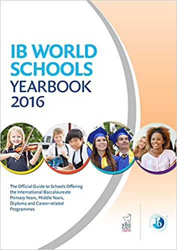 Book The IB World Schools Yearbook 2016