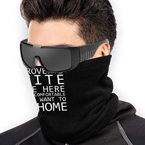 Introverts Unite ネックカバー 日焼け防止 バンダナ バイク用 フェイスガード 多機能 スポーツ ターバン