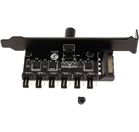 Aerocool XVISION - Control de ventiladores para PC (LCD, control ...