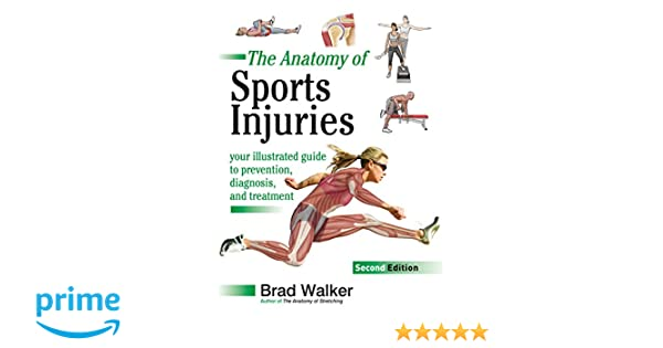 The Anatomy Of Sports Injuries Second Edition Your Illustrated