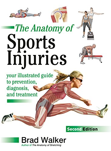 The Anatomy of Sports Injuries, Second Edition: Your Illustrated Guide to Prevention, Diagnosis, and ()