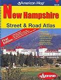 New Hampshire Street & Road Atlas (American Map)