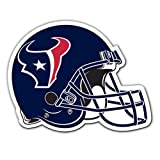 NFL Houston Texans Team Magnet, 8″