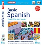 Basic Spanish, Berlitz Publishing, 1780043716