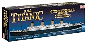 Minicraft Rms Titanic Centennial Edition 1350 Scale from Minicraft