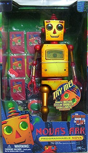Novas Ark Programmable Robot