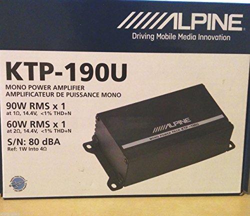 Alpine KTP-190U