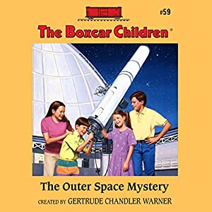 The Outer Space Mystery Audiobook