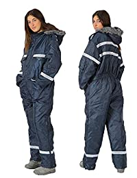 Snowsuit Winter Clothing Snow Ski Suit Coverall Insulated Suit with reflector