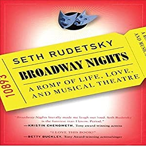 Broadway Nights Audiobook