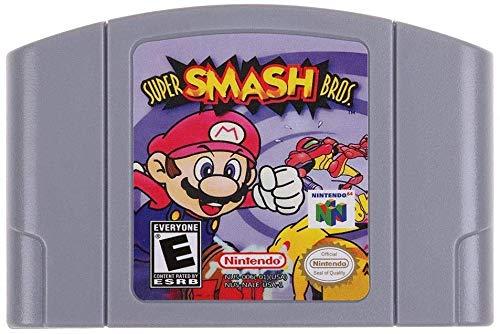 smash brothers 64 - 1
