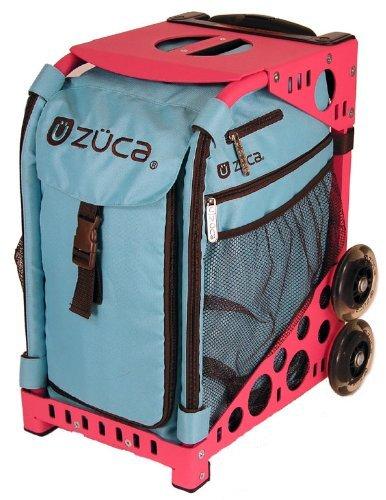 Zuca Bag Calypso (Pink Frame) by ZUCA