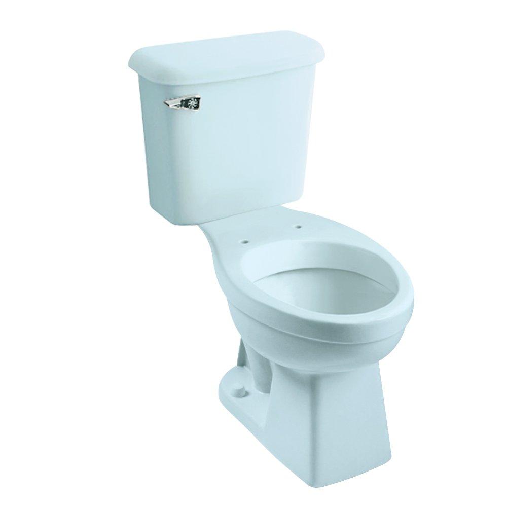 Peerless Pottery 7668-12 McKinley Vitreous China Elongated Toilet ...
