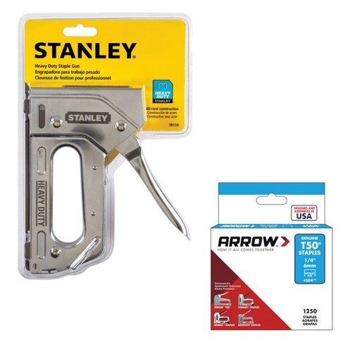 Review Stanley TR110 Heavy Duty