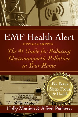 Amazon Emf Health Alert 1 Guide For Reducing Electro Magnetic