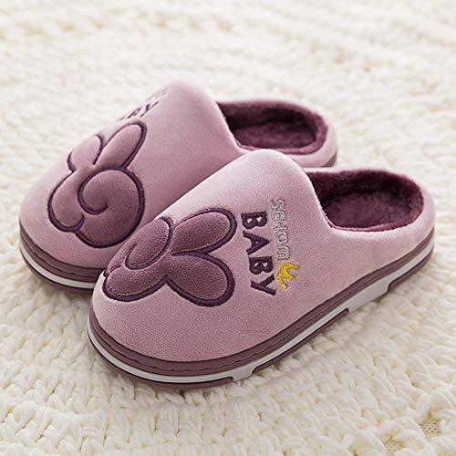 Calde Cartoon Femminili Famiglia Cotone Piano Slippers Pantofole Delcute Soft Ysfu 4 Harmonious Di Scarpe nW1pAxqgZP