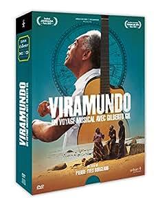Viramundo : Un voyage musical avec Gilberto Gil DVD + CD de Gilberto Gil [HD DVD]
