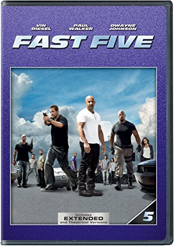 Fast Five (The Best Testosterone Steroid)