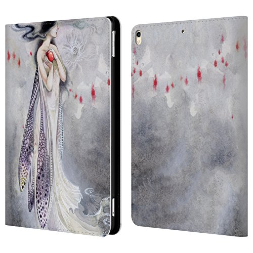 Descant Book - Official Stephanie Law Sylph Descants And Cadences Leather Book Wallet Case Cover For Apple iPad Pro 10.5 (2017)