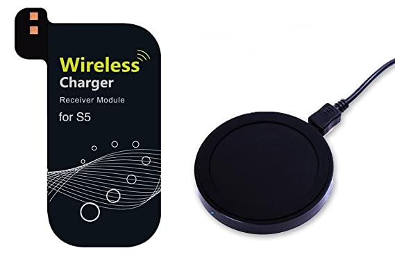 Samsung Galaxy S5 (G900 & G901 F) Qi carga inalámbrica ...