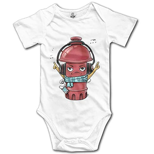 7d79086b9d9b8 Art Firefighter Unisex Baby Onesies Cute Newborn Clothes Funny Baby Bodysuit  Comfortable Baby Clothes 0-