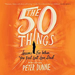 The 50 Things Audiobook