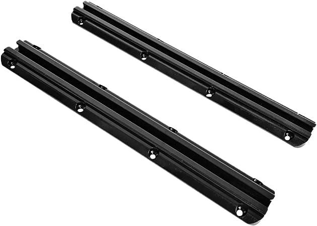 2x Proof Scratch Kayak Slide Track Rails 12/'/' Kayak Track System Accessories