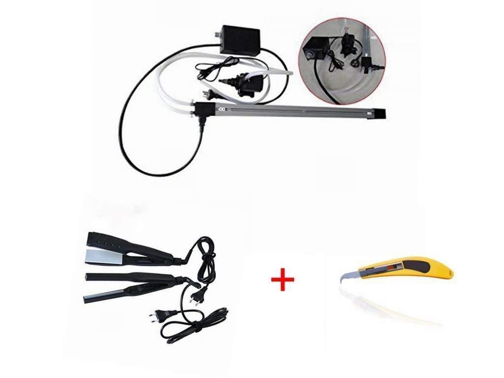 48'' Strip Heater for Bending Plastics Acrylic Light Box 3D Channel Letter Bending Machine Sign Maker Tool+ Mini Acrylic Bender Heater