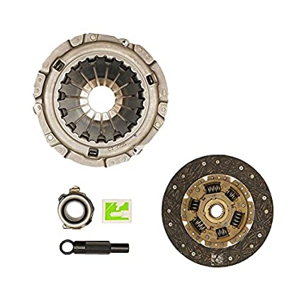 Amazon.com: NEW OEM CLUTCH KIT FITS TOYOTA COROLLA SR5 ALL TRAC 1.6L 1988-1989 52255204: Automotive