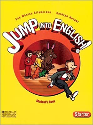 Jump Into English! Starter - Student's Book Egb 2 (Spanish Edition) by Altamirano, Ana Monica, Harper, Kathryn (2001) Paperback