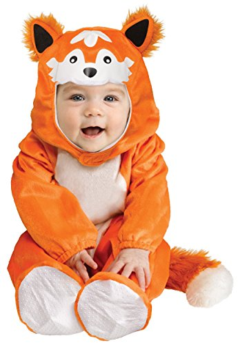 Baby Fox Infant Costume 6 12