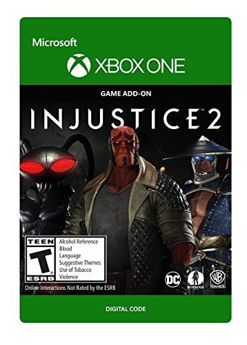 Injustice 2: Fighter Pack 2 - Xbox One [Digital Code] by Warner Brothers