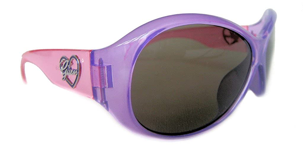 GUESS Kids Girls Sunglasses GU T111 PUR 3 Model: T 111 PUR-3