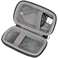 Hard Travel Case for Trezor bitcoin wallet by co2CREA