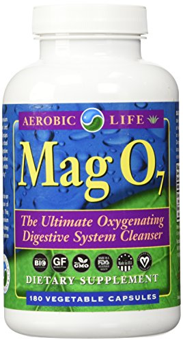 AEROBIC LIFE – MAG 07 OXYGEN DIGESTIVE SYSTEM CLEANSER CAPSULES 360
