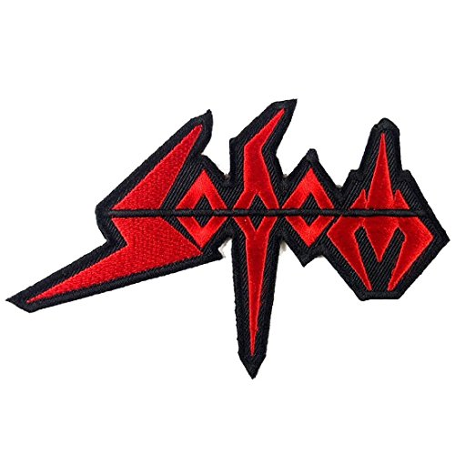 SODOM Heavy Metal Band Iron On Patches