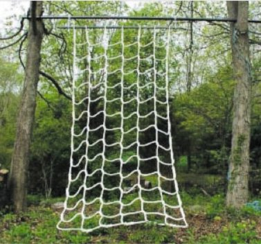 amazon com jammar outdoor climbing cargo net sports outdoors