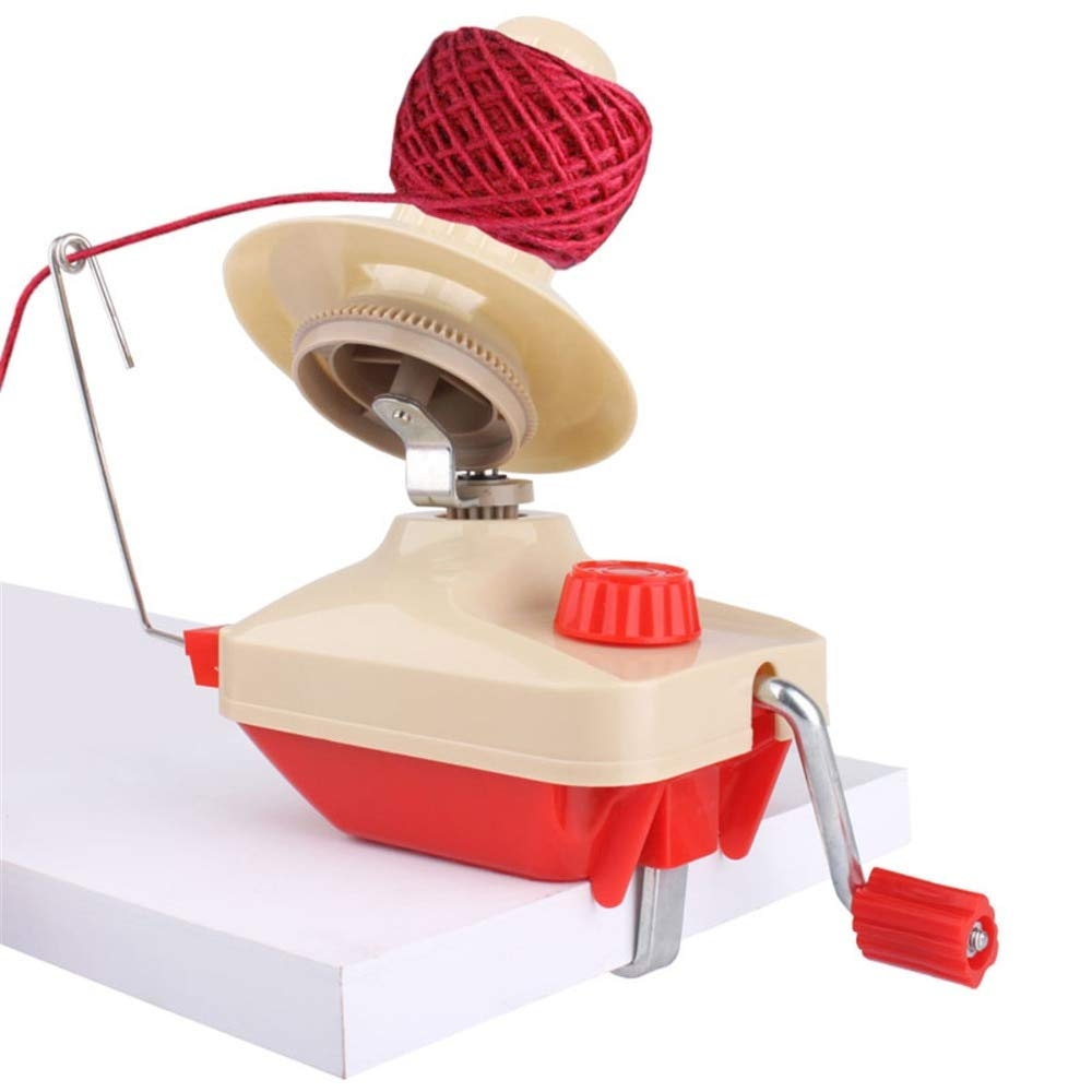 ShineBear Household Portable Swift Yarn Fiber String Ball Knitting Wool Winder Holder Machine Sewing Accessories Supplies Tools Accessory