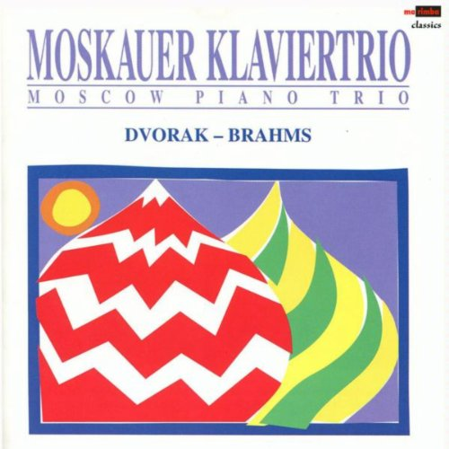 Brahms: Trio No. 1 B Major, Op. 8 - Dvorak: