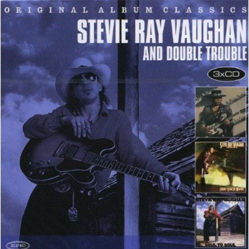 Vaughan Cd Album - 3cd Original Album Classics - 3cd Slipcase
