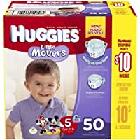 Huggies\x20Little\x20Movers\x20Diapers\x20\x2D\x20Size\x205\x20\x2D\x2050\x20ct