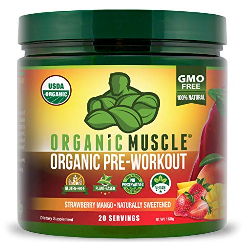 ORGANIC MUSCLE #1 Rated