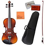 ADM 4/4 Full Size Student Violin Kit