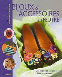 Bijoux & accessoires en feutre